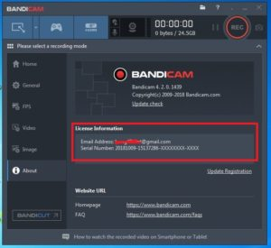 Bandicam premium+Serial keys Full Version 2019 free ...