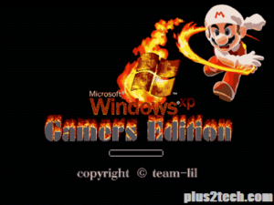 windows xp gamers pro iso download
