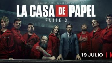La Casa de Papel Saison 3 en streaming VF Complet