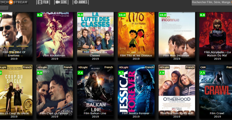 French Stream - Films et Séries en HD Streaming Gratuit