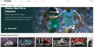 site streaming football 2019