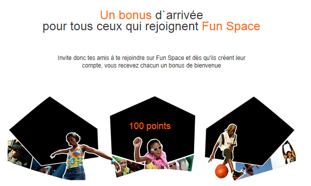 se connecter a funspace, fun space orange connexion, fun space login, créer un compte fun space